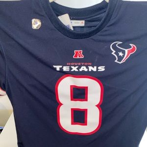 *Brand New* NFL Houston Texans Matt Schaub Shirt